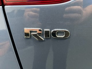 2015 Kia Rio UB MY16 S Urban Blue 6 Speed Manual Hatchback
