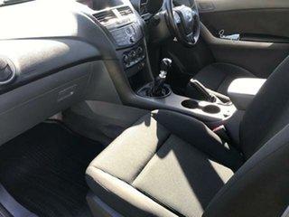 2017 Mazda BT-50 MY16 XT Hi-Rider (4x2) Silver Metallic 6 Speed Manual Freestyle Cab Chassis