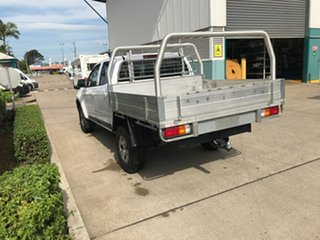 2017 Holden Colorado RG MY17 LS Crew Cab 4x2 White 6 speed Automatic Cab Chassis