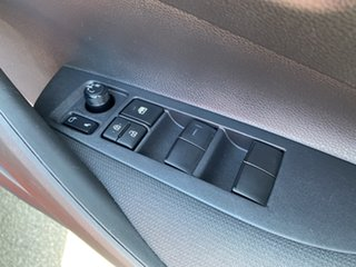 2018 Toyota Corolla ZWE211R Ascent Sport E-CVT Hybrid Orange 10 Speed Constant Variable Hatchback