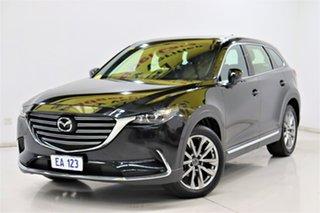 2018 Mazda CX-9 TC GT SKYACTIV-Drive Black 6 Speed Sports Automatic Wagon.