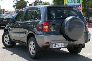 2004 Toyota RAV4 ACA23R CV Black 4 Speed Automatic Wagon.