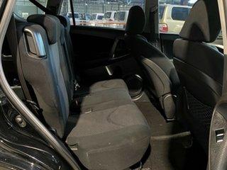 2010 Toyota RAV4 ACA38R MY09 Cruiser 4x2 Black 4 Speed Automatic Wagon