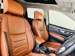 2018 Nissan X-Trail T32 Series II Ti X-tronic 4WD Orange 7 Speed Constant Variable Wagon