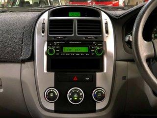 2007 Kia Cerato LD MY07 EX Silver 4 Speed Automatic Sedan