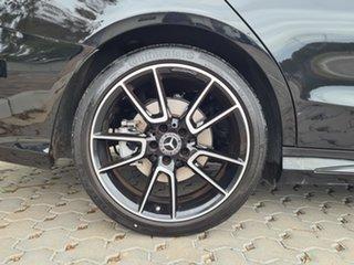2018 Mercedes-Benz C-Class W205 808MY C300 9G-Tronic Black 9 Speed Sports Automatic Sedan