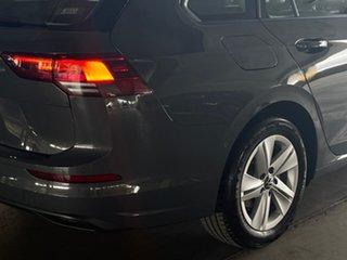 2021 Volkswagen Golf 8 MY21 110TSI Grey 8 Speed Sports Automatic Hatchback