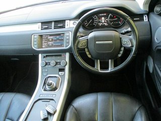 2014 Land Rover Range Rover Evoque TD4 Black Automatic Wagon
