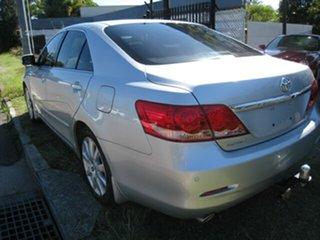 2008 Toyota Aurion GSV40R Presara Silver 6 Speed Auto Sequential Sedan
