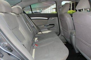 2012 Honda Civic 9th Gen Ser II VTi-L Grey 5 Speed Sports Automatic Sedan