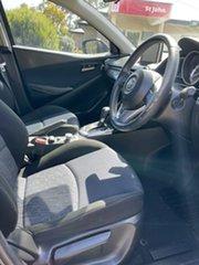 2015 Mazda 2 DJ2HAA Maxx SKYACTIV-Drive Black 6 Speed Sports Automatic Hatchback