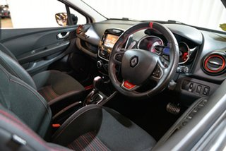 2018 Renault Clio IV B98 Phase 2 R.S. 200 EDC Sport Silver 6 Speed Sports Automatic Dual Clutch