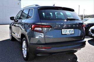 2020 Skoda Karoq NU MY21 110TSI FWD Quartz Grey 8 Speed Automatic Wagon