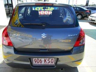 2007 Suzuki Swift RS415 Z Series Grey 4 Speed Automatic Hatchback