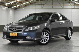 2012 Toyota Aurion GSV50R Prodigy Grey 6 Speed Sports Automatic Sedan.