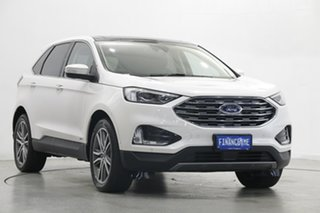 2019 Ford Endura CA 2019MY ST-Line Oxford White 8 Speed Sports Automatic Wagon