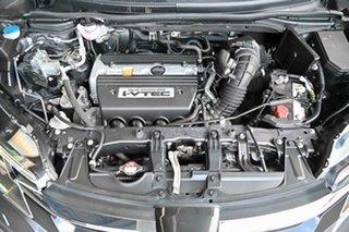 2016 Honda CR-V RM Series II MY17 VTi-L 4WD Silver 5 Speed Sports Automatic Wagon