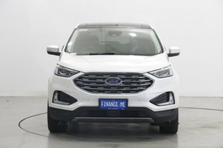 2019 Ford Endura CA 2019MY ST-Line Oxford White 8 Speed Sports Automatic Wagon.