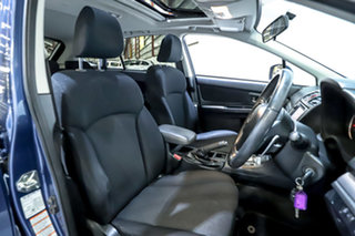 2013 Subaru Impreza G4 MY13 2.0i-L Lineartronic AWD Blue 6 Speed Constant Variable Hatchback