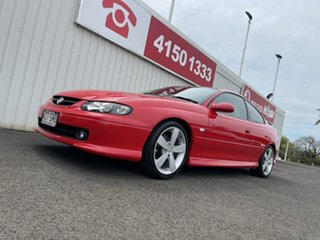 2004 Holden Monaro V2 Series III CV8 6 Speed Manual Coupe.