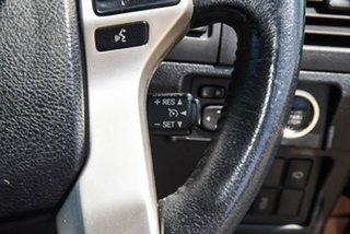2010 Toyota Landcruiser Prado KDJ150R VX Red 5 Speed Sports Automatic Wagon
