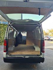 2015 Toyota HiAce KDH201R LWB White 5 Speed Manual Van