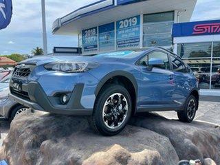 2021 Subaru XV G5X MY21 2.0i Premium Lineartronic AWD Horizon Blue 7 Speed Constant Variable Wagon.