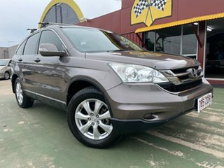 2010 Honda CR-V RE MY2010 Limited Edition 4WD 5 Speed Automatic Wagon.