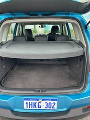 2009 Volkswagen Tiguan 5NC MY09 125 TSI Blue 6 Speed Manual Wagon