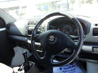 2013 Suzuki APV GD MY06 Upgrade Abalone White 5 Speed Manual Van