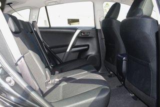 2017 Toyota RAV4 ASA44R GX AWD Black 6 Speed Sports Automatic Wagon