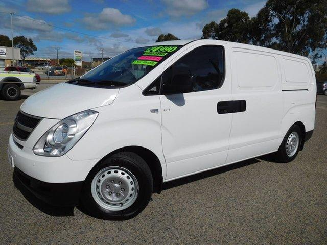 Used Hyundai iLOAD TQ2-V MY15 Wangara, 2015 Hyundai iLOAD TQ2-V MY15 White 5 Speed Automatic Van