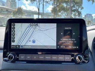 2021 Hyundai Kona OS.V4 MY22 N D-CT Sfb 8 Speed Sports Automatic Dual Clutch Wagon