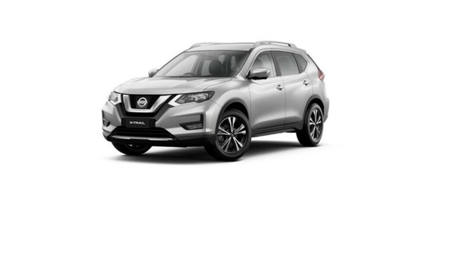 New Nissan X-Trail T32 MY21 ST-L X-tronic 2WD Moorooka, 2021 Nissan X-Trail T32 MY21 ST-L X-tronic 2WD Brilliant Silver 7 Speed Constant Variable Wagon