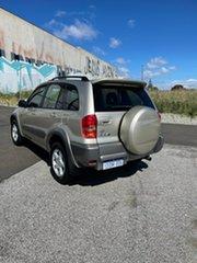 2002 Toyota RAV4 ACA21R Cruiser (4x4) Gold 5 Speed Manual 4x4 Wagon