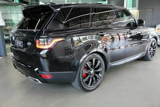 2020 Land Rover Range Rover Sport L494 20MY SE Black 8 Speed Sports Automatic Wagon