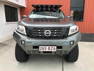 2018 Nissan Navara D23 S3 ST-X Grey 7 Speed Sports Automatic Utility.