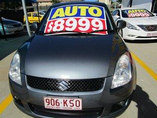2007 Suzuki Swift RS415 Z Series Grey 4 Speed Automatic Hatchback.