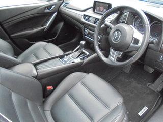 2015 Mazda 6 GJ1022 GT SKYACTIV-Drive Blue Reflex 6 Speed Sports Automatic Sedan.