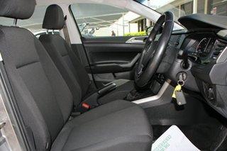 2020 Volkswagen Polo AW MY21 70TSI DSG Trendline Grey 7 Speed Sports Automatic Dual Clutch Hatchback