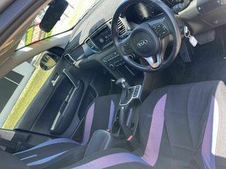 2017 Kia Sportage Silver 6 Speed Automatic Wagon