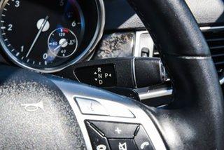 2013 Mercedes-Benz M-Class W166 ML350 BlueTEC 7G-Tronic + Black 7 Speed Sports Automatic Wagon