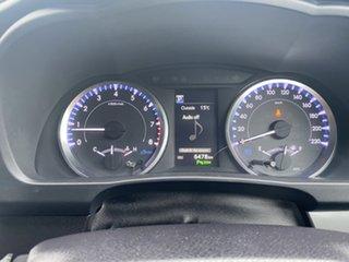 2019 Toyota Kluger GSU50R GXL 2WD Silver /black Leathe 8 Speed Sports Automatic Wagon