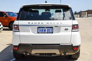 2017 Land Rover Range Rover Sport L494 17MY SE White 8 Speed Sports Automatic Wagon