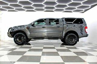2016 Ford Ranger PX MkII MY17 XL 2.2 (4x4) Grey 6 Speed Automatic Crew Cab Utility