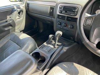 2005 Jeep Grand Cherokee WG Laredo (4x4) Silver 5 Speed Automatic Wagon