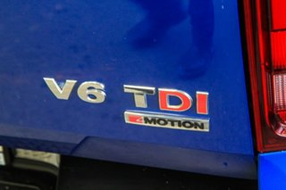 2017 Volkswagen Amarok 2H MY17 V6 TDI 550 Ultimate Blue 8 Speed Automatic Dual Cab Utility