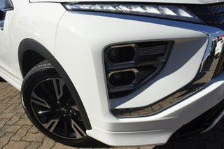 2021 Mitsubishi Eclipse Cross YB MY21 XLS Plus 2WD White Diamond 8 Speed Constant Variable Wagon.