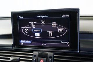 2012 Audi A7 4G Sportback S Tronic Quattro Black 7 Speed Sports Automatic Dual Clutch Hatchback