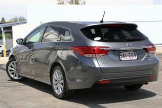 2013 Hyundai i40 VF2 Elite Tourer Grey 6 Speed Sports Automatic Wagon.